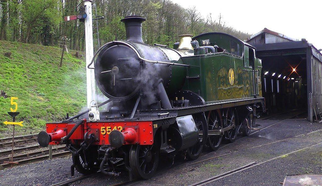 Shackerstone Railway1
